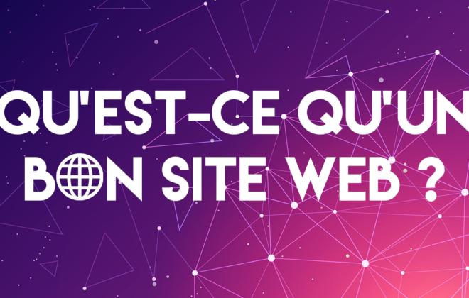 bon site Web